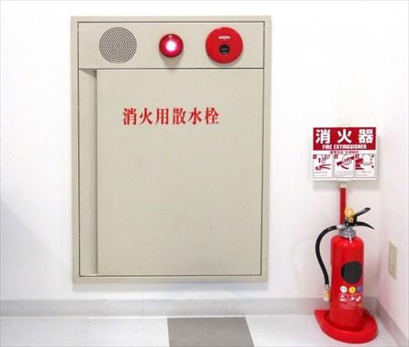 消火器を設置する目的